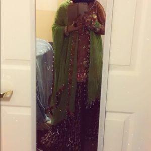 Sana Safinaz Pakistani Desginer Dress bridal